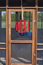 Wood 14-Inch Monogram