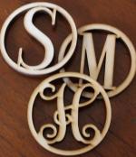Mini Letters- Set of Three