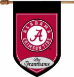 Personalized Alabama House Flag