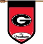 Personalized Georgia House Flag