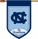 Personalized North Carolina House Flag