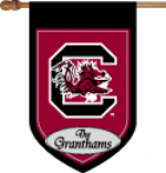Personalized South Carolina House Flag