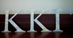 10-Inch Greek Letters