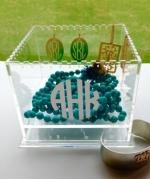 Acrylic Jewelry Bin