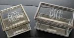 Glass Rectangle Box