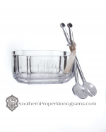 Grainware Crystalon Bowl & Servers