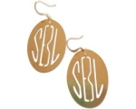 Jaycee Stencil Earrings