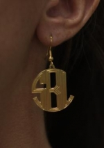 Laney Block Earrings