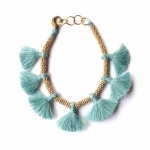 Minnie Dusty Blue Bracelet-70% OFF