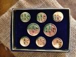 Monogrammed Blazer Buttons
