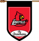 Personalized Louisville House Flag