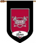 Personalized Troy House Flag
