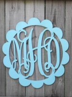 Scarlett Monogram - 20 inches