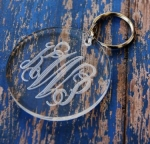 Southern Surcee - Round Key Chain FREE with $40 purchase!