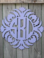 Virginia Monogram - 20 inches
