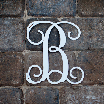 Montgomery Single Monogram