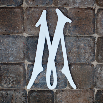 Richmond Single Monogram